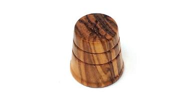 Dedales de madera Amazon