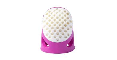 Dedal de plástico de colores Amazon Ebay Aliexpress