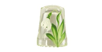 Dedal de cristal de colores Amazon Ebay Aliexpress